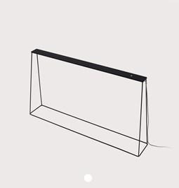 Lampe de bureau FINE500 - noire