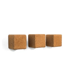PEGA | #3 hook - light cork (set of 3)