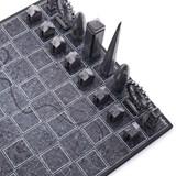 Premium Metal London Edition - Chess Game 3