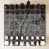 Premium Metal New York Edition - Chess Game 6