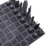 Premium Metal San Francisco Edition - Chess Game 3