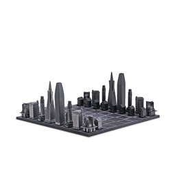 Premium Metal San Francisco Edition - Chess Game