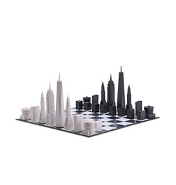 Skyline Chess New York Edition - Chess Game