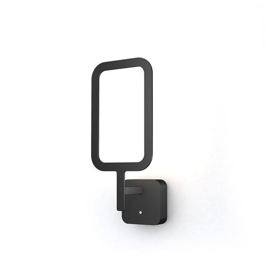 Lampe FRAMED WALL noire - Design : FX Balléry