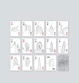 The London Edition - Playing Cards
