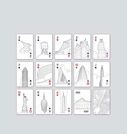 Jeu de cartes - The New York Edition