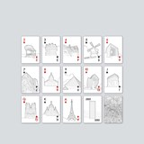 The Paris Edition - Playing cards 2