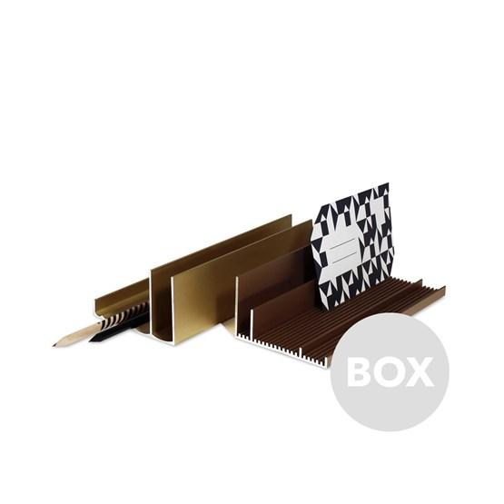 Accessoire de bureau PROCESS - Box 8 - Design : Pauline Deltour