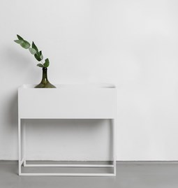 BLOOM BOX console - white