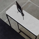 FORM-C console - white marble 6