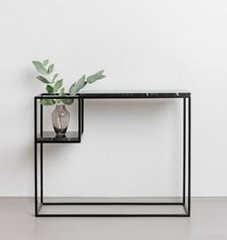 HOP / HOP MAXI console - black marble - S