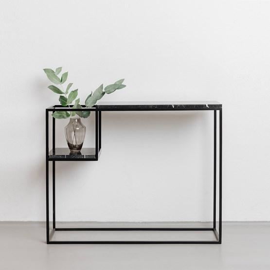 Console HOP / HOP MAXI - marbre noir - Design : Un'common
