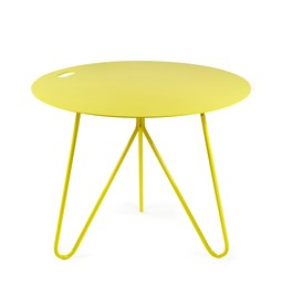 Table basse SEIS - jaune