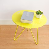 SEIS | coffee table - yellow 5