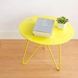 Table basse SEIS - jaune 5