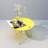 Table basse SEIS - jaune 4
