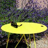 SEIS | coffee table - yellow 6