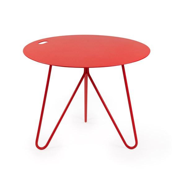 SEIS   coffee table - red - Design : Galula Studio
