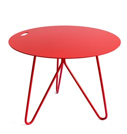 Table basse SEIS - rouge