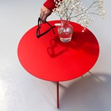 Table basse SEIS - rouge 4