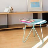 SEIS | side table - blue 4