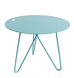 Table basse SEIS - bleu