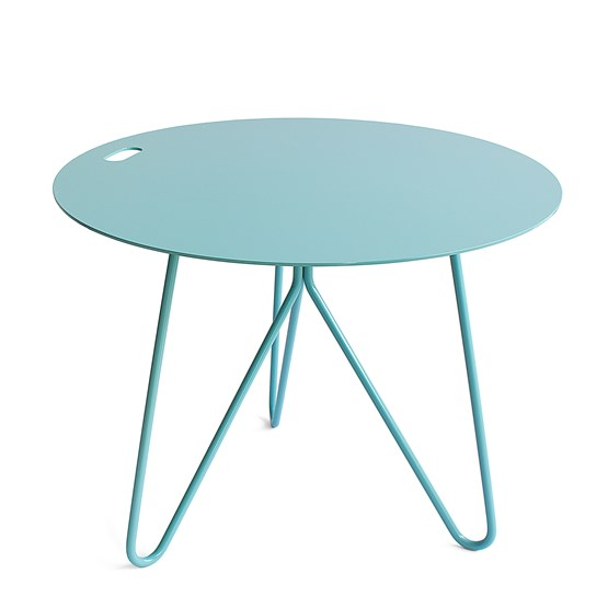 SEIS | side table - blue - Design : Galula Studio