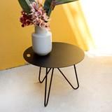 Table basse SEIS - noir 5