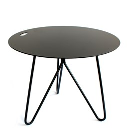 SEIS | coffee table - black