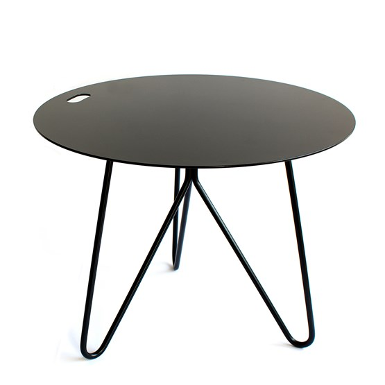 SEIS | coffee table - black - Design : Galula Studio