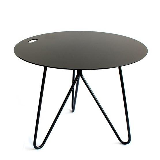 Table basse SEIS - noir - Design : Galula Studio