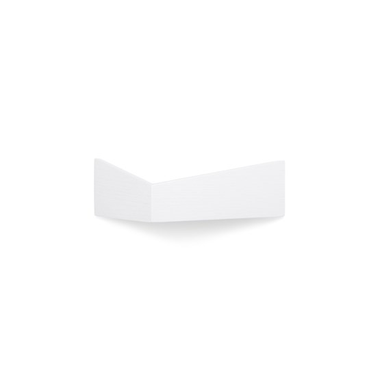 PELICAN Shelf - white - Design : WOODENDOT