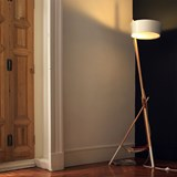 Floor Functional KA XL Lamp - white 3