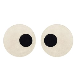 Tapis EYES (Set de 2)