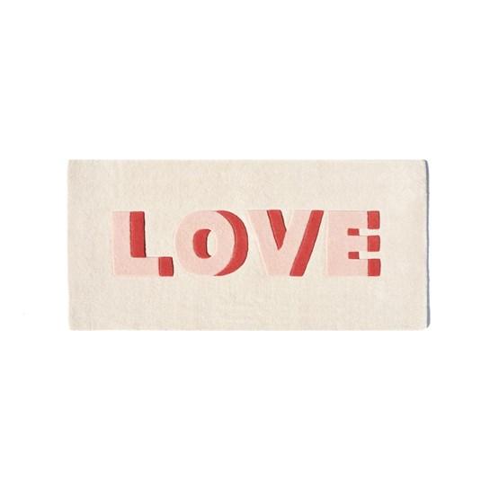 LOVE Wool Rug - Design : Maison Deux