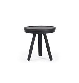 Table basse à plateau BATEA S - noir