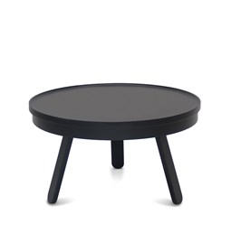 BATEA M coffee table - black