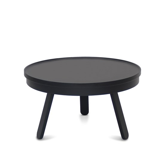 BATEA M coffee table - black - Design : WOODENDOT