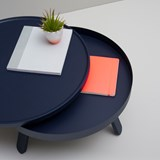 BATEA M coffee table - blue 5