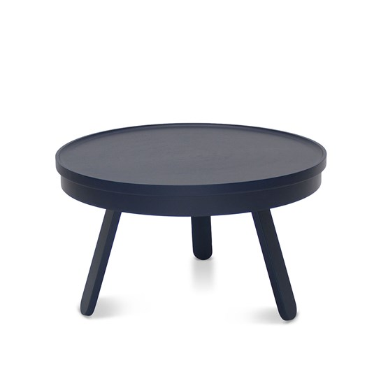 BATEA M coffee table - blue - Design : WOODENDOT