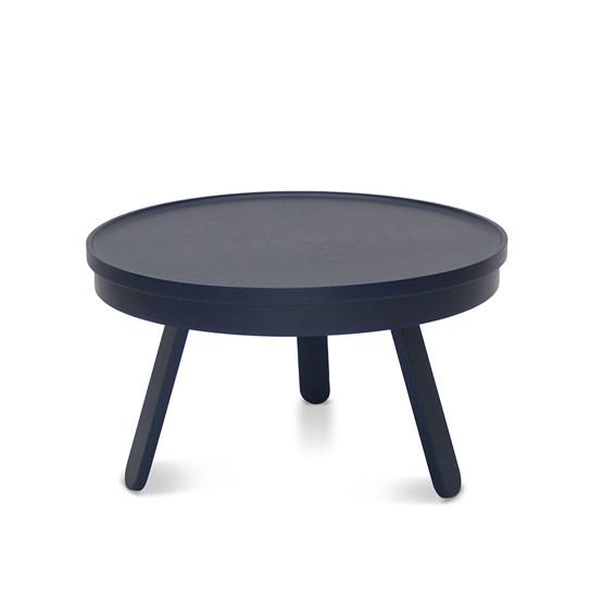 Table basse BATEA M - bleu - Design : WOODENDOT