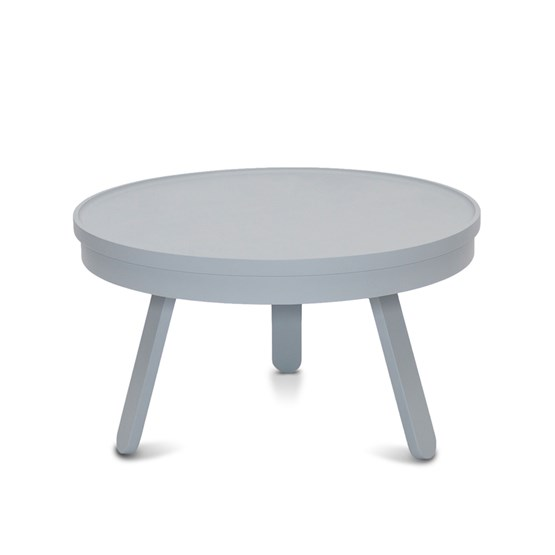 Table basse BATEA M - gris - Design : WOODENDOT