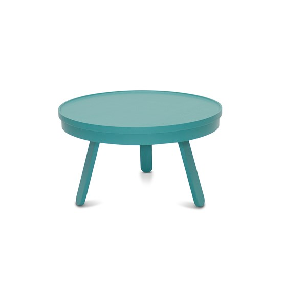 Table basse BATEA M - vert - Design : WOODENDOT
