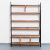 SUSTEREN Shelf - black 3