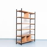 SUSTEREN Shelf - black 4