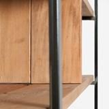 SUSTEREN Shelf - black 5