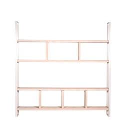 SUSTEREN WIT shelf