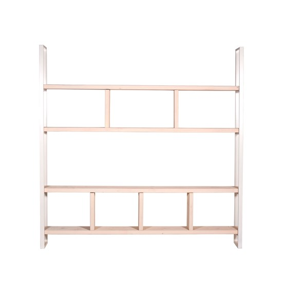 SUSTEREN WIT shelf - Design : JOHANENLIES