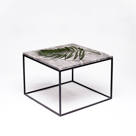 MOON Grey Coffee Table - Design : Un'common
