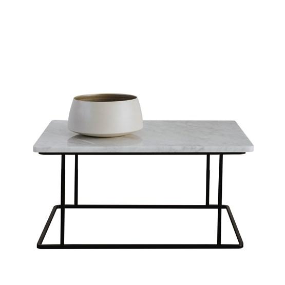 Table basse en marbre FORM-B  - Design : Un'common